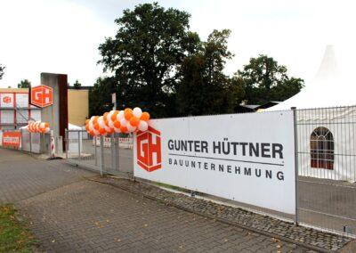 Jubiläumsfest GUNTER HÜTTNER & Co. GmbH