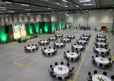 Einweihung Zentrallager Berbersdorf Landgard Ost Obst & Gemüse GmbH